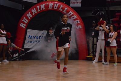 Women's Basketball v. Charleston Southern