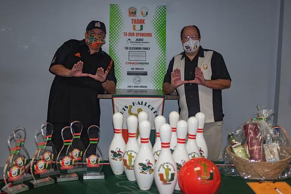 UM Sports Hall of Fame Bowling 2021