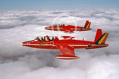 Belgium Air Force Fouga CM-170 Magister Jet Trainer Military Airplane Pictures  for Sale