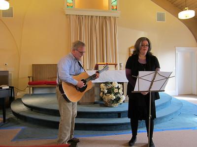 Elizabeth Loring & Larry White Appreciation 2011-01