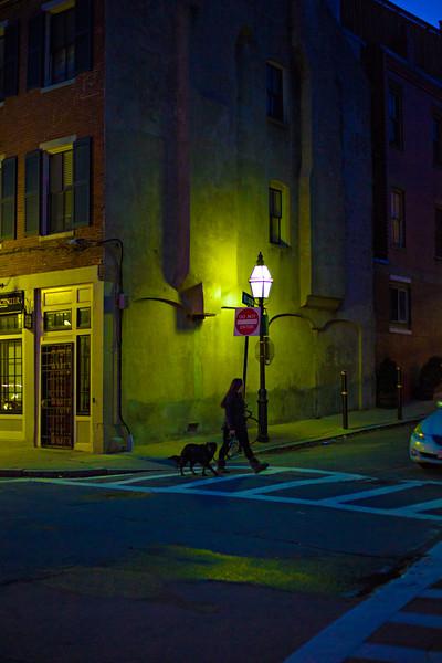 North End. Boston