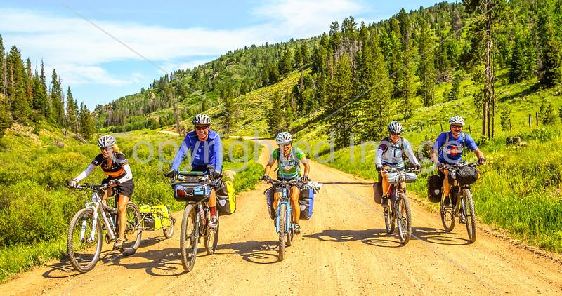 Great Divide 2015 - Colorado - Adventure Cycling