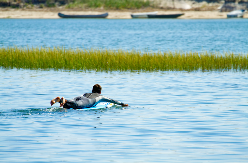 """Boogie Boarder"", Ogunquit, Maine"