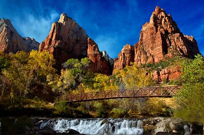 Zion National Park, Springdale, Utah