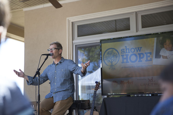 Show Hope Luncheon with Stephen Curtis Chapman