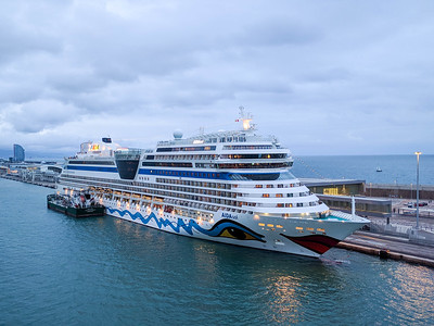 November 2019: Cruising Barcelona to Miami