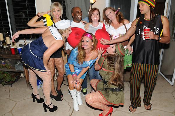 Chapman Halloween Party 2012