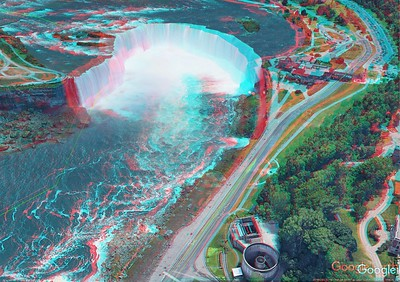 3D from Google Earth Images