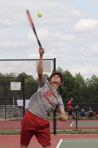 State 4A Boys Tennis Pics  May 14-15, 2021