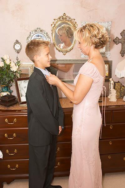 Alena Marries George