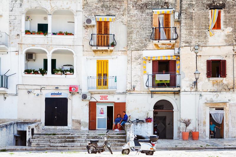 Bari, Italy 2016