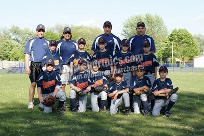 9U Team Pictures
