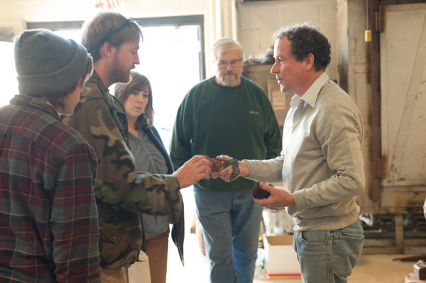 11/15/12 Nor'easter Conference: Aesthetics and Practice in Cast Iron Art