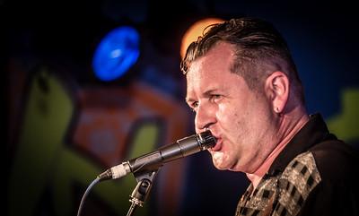 John Lewis & His Trio, Rockabilly Rave 2017