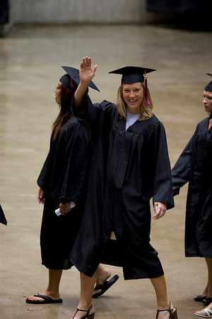 2007.08.04 Dixie's Graduation