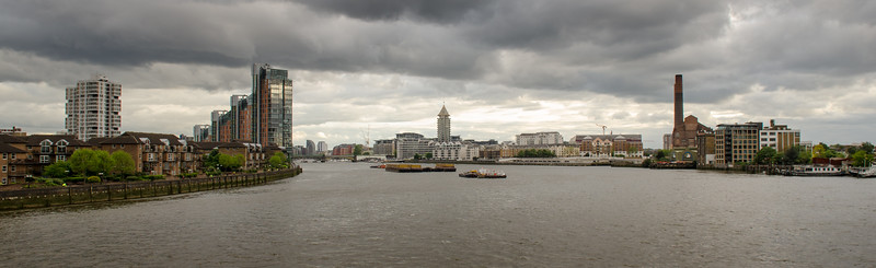 Battersea and Chelsea Riverside