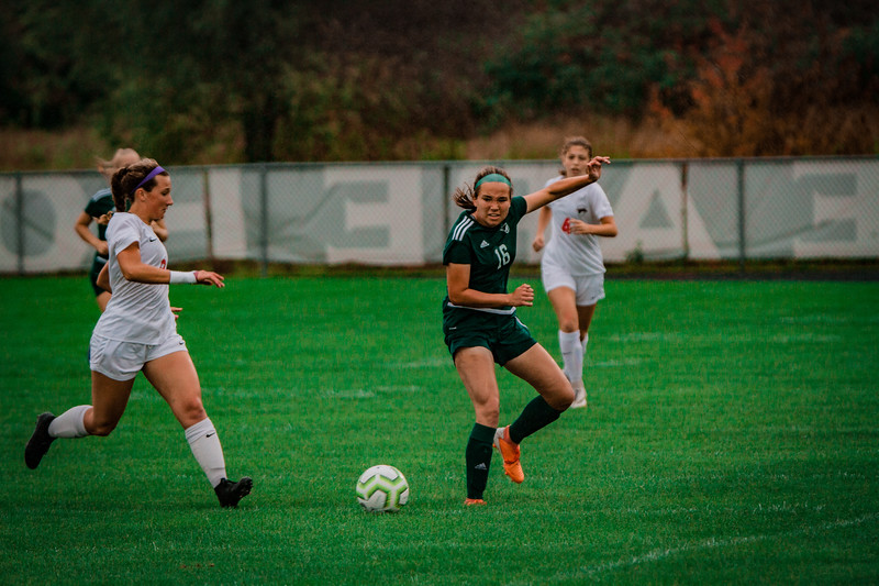 Holy Family Girls Varsity Soccer vs. Shakopee, 9/21/19: Sophie Paul '21 (16)