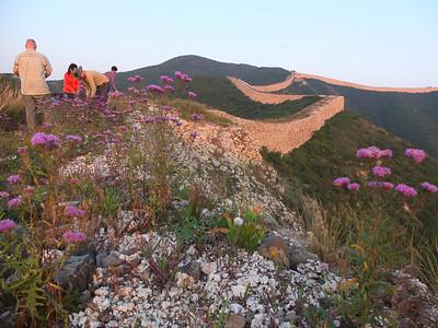 General Xu great wall camping【sept】