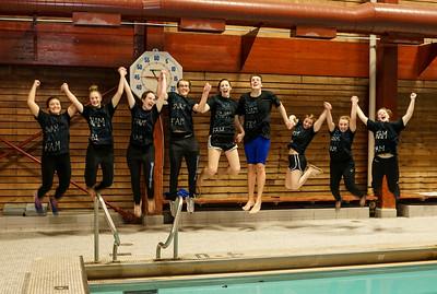 MHS Swim Meet 01-27-17