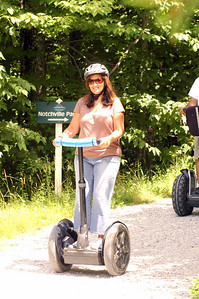 Wk. of July 19th- SegRides of VT-Segway Photos