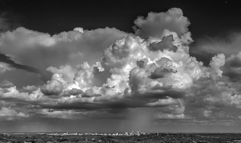 Austin, Texas (ATX) skyline