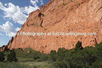 2011-08-06 Places - Garden of the Gods and Castlerock