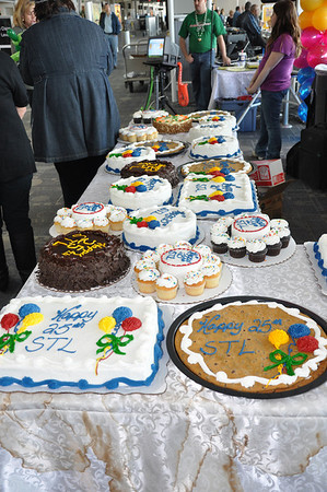 20100317 Southwest Airlines 25th Birthday at Lambert Saint Louis International Airport