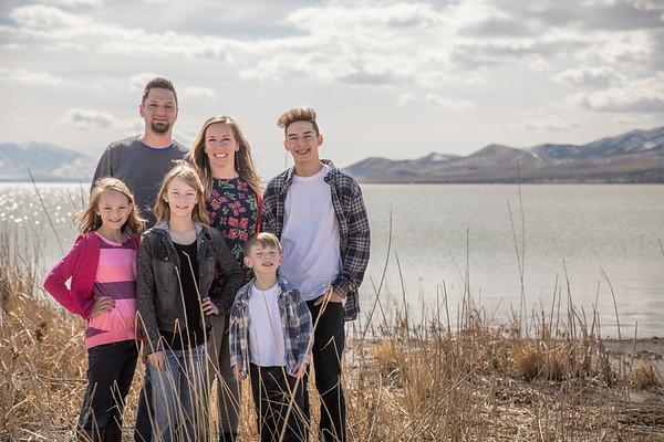 Stott Family 2018