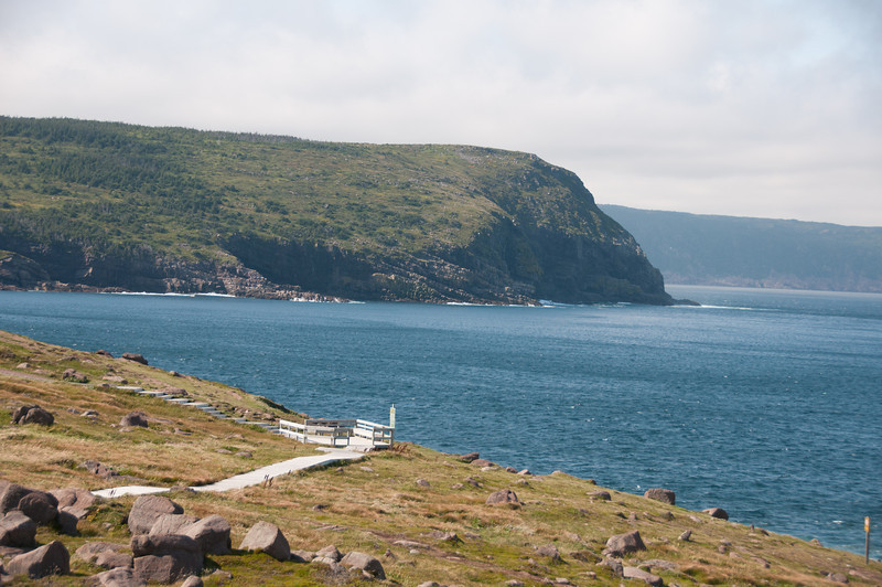 Cape Spear, the easternmost point in Canada, is found in Avalon Peninsula