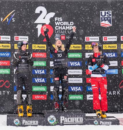 2019 World Championships Freestyle