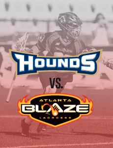 Hounds @ Blaze (7/1/16)