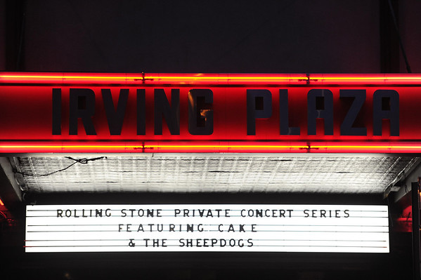 Rolling Stone Private Concert Series