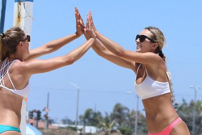 Peri Brennan & Olivia Bakos