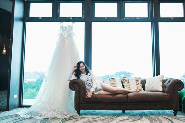 晶麒莊園∣婚禮晚宴∣My Darling寵愛妳的婚紗