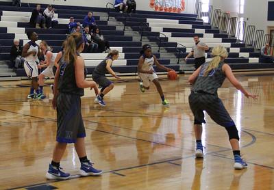 Varsity Girls at McKinney Tournament 12.29-31