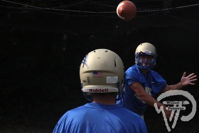 Football practice 🏈 2017