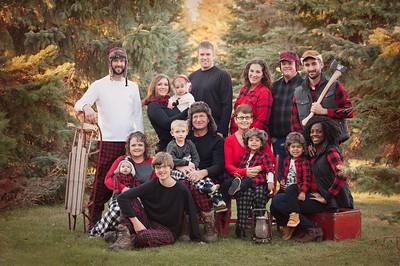 Walters Family 2017