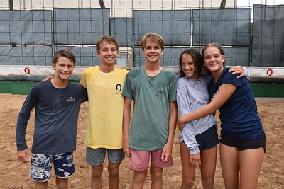 2020 4th of July Volleyball Tournament