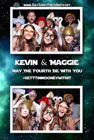 Maggie & Kevin Wedding 2018