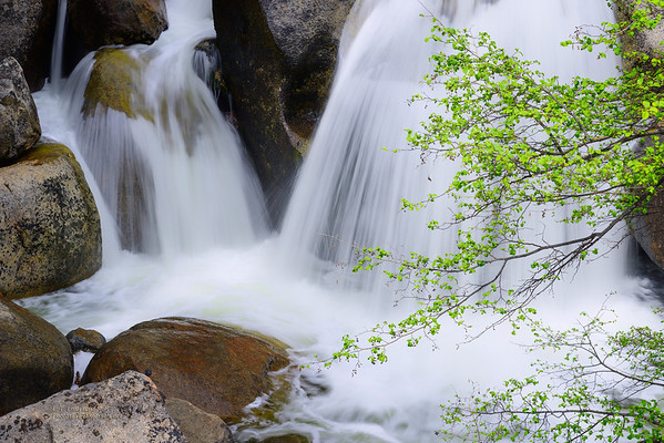 Waterfalls and Cascades