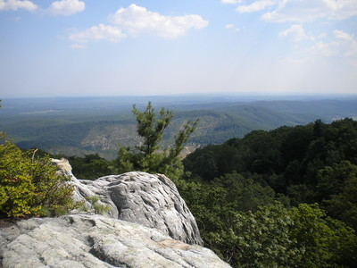 Black Mountain Trail-head, 2010 July