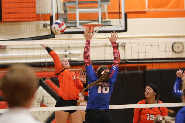 October 23, 2018 - Lincolnwood Volleyball