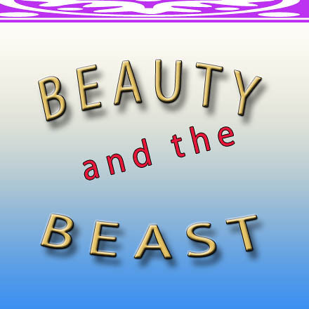 Beauty  and the Beast! Lincoln School - Garwood. Well Done! Be my guest!