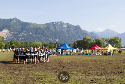 8-6-14 USA Drag'N Thrust v Colombia Macondo Mixed Division Wednesday Matchup at WFDF 2014 World Ultimate Club Championships