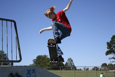 Oak Ridge Outdoor Skate Park
