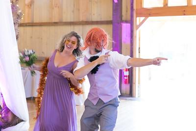 Reception Introductions- Christen & Jacob Manuele New England Rustic Wedding Photography- Westfield MA The Ranch Golf Club, St. Mary's Catholic Church- Bridal Photo Studio
