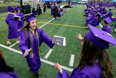 Photos: Boulder High School 2021 Commencement