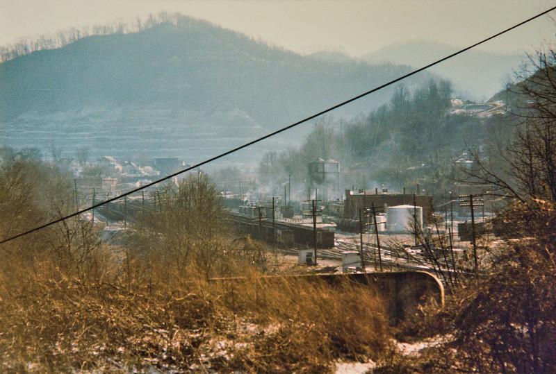 Rail Yards, Hazard, KY