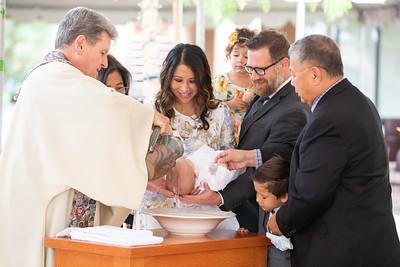 Knox's Baptism