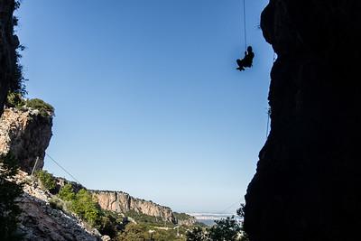 05 01 Sport Climbing in Geyikbayiri, Turkey